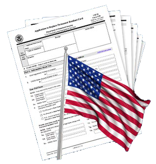 Family Green Card Application