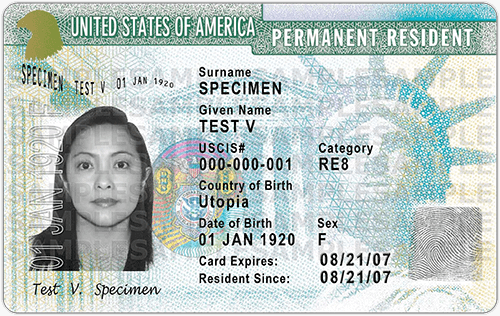 U.S. Green Card Lottery