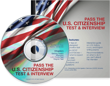 Pass the U.S. Citizenship Test and Interview