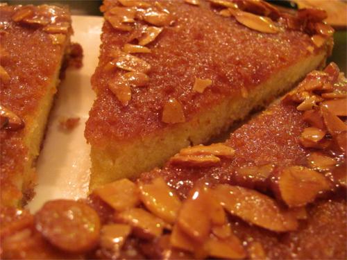Arabic Honey Cake v11