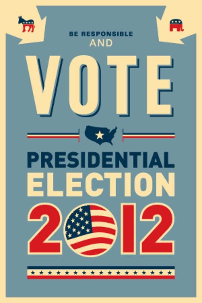 Obama V. Romney 2012