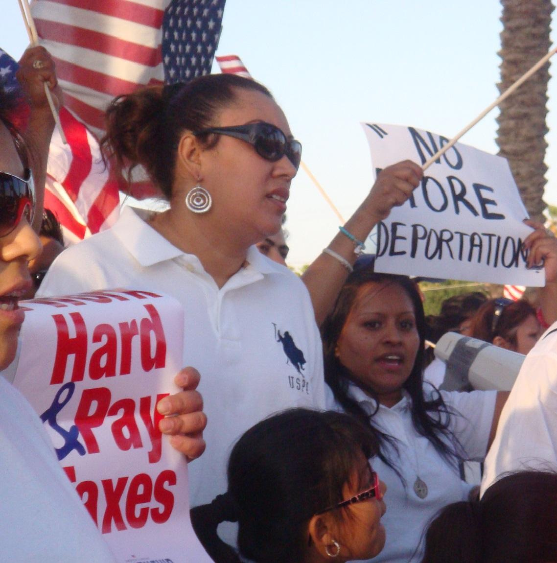 Deportation deferral