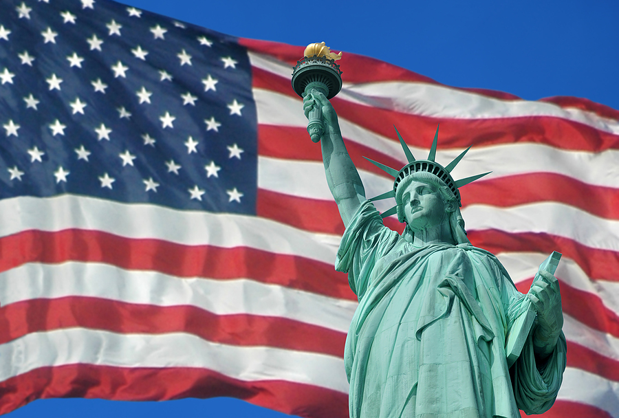 A symbol of immigration and freedom