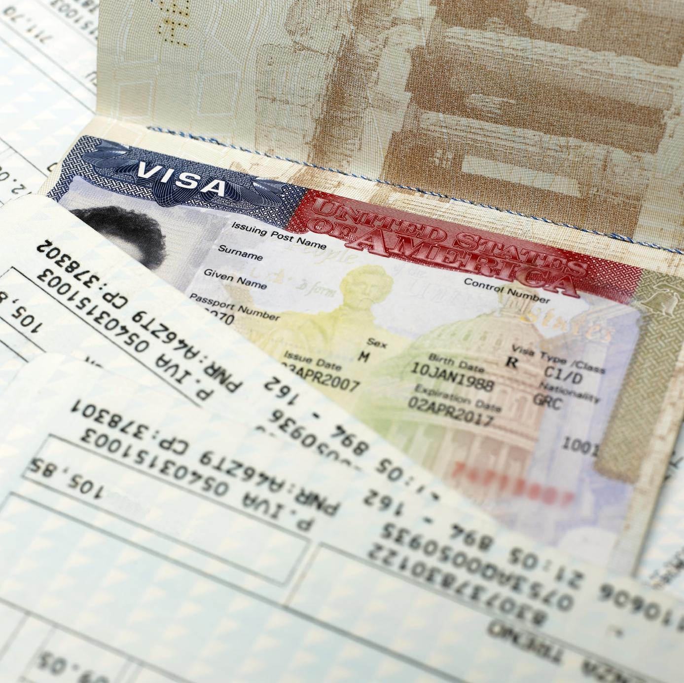 Visa Decision