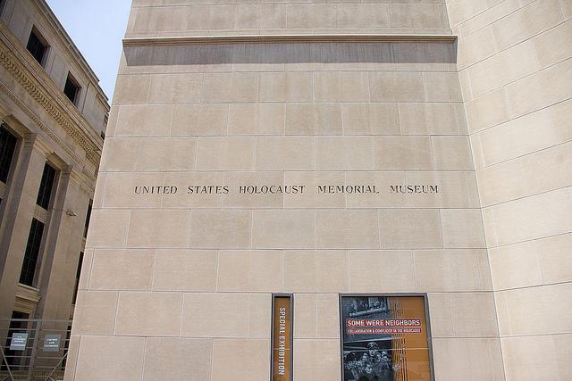 Naturalization Ceremony Held at Holocaust Memorial Museum