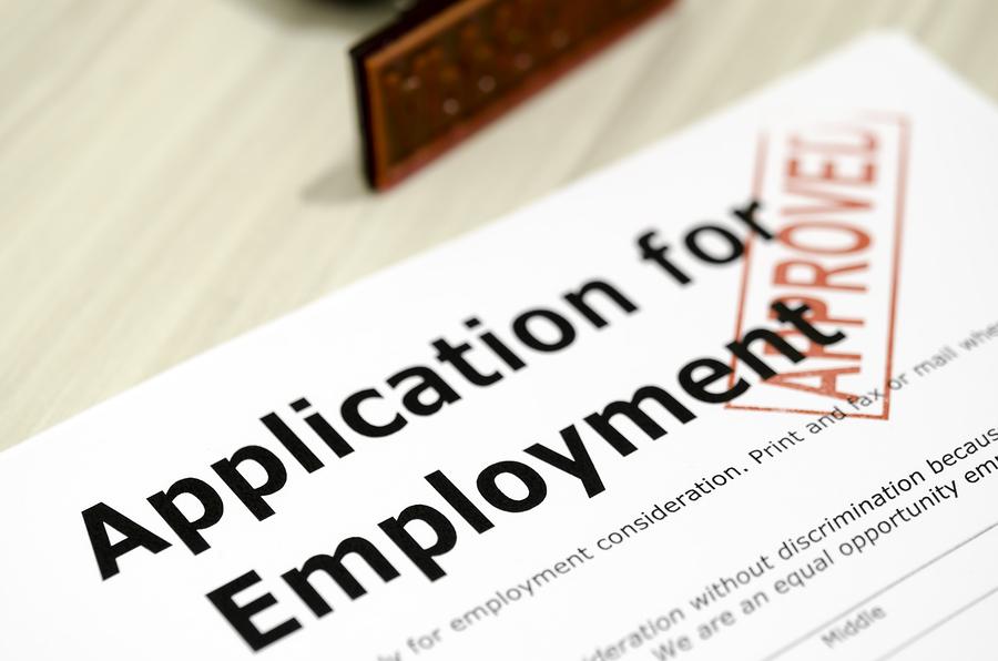 bigstock Application For Employment 38345692