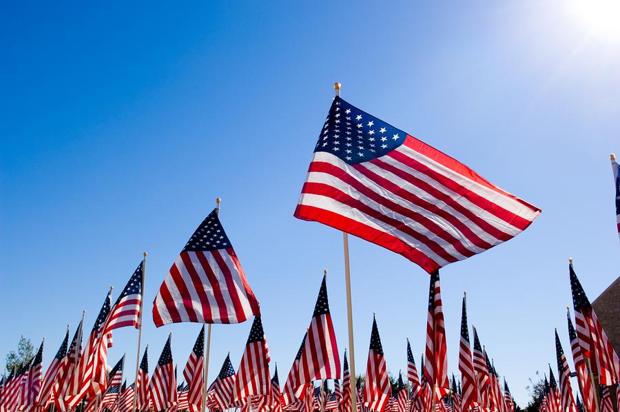 New Citizens Celebrate America's Birthday