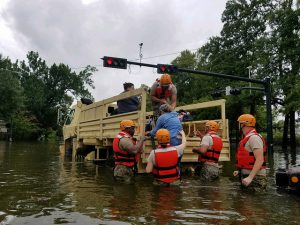 Hurricane Shelters Disregard Immigration Status