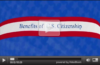 Benefits of Becoming a US Citizen