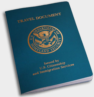Travel Document Application Form I 131 Immigration Direct